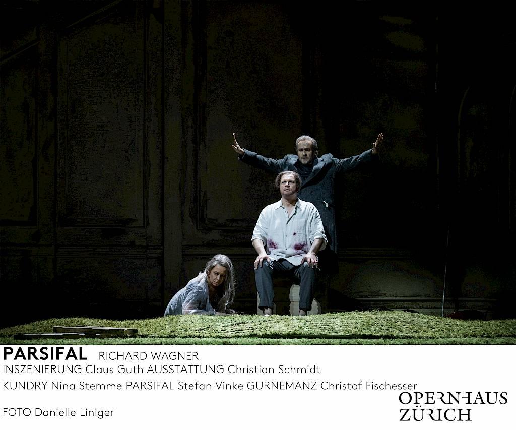Parsifal à Zurich 1