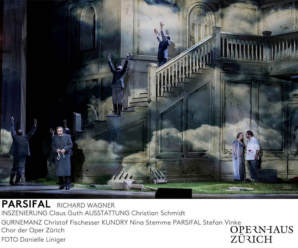 Parsifal à Zurich 2