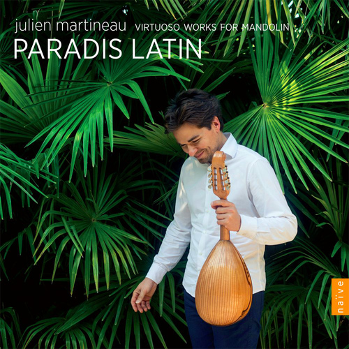 Paradis Latin. Julien Martineau